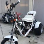 懐かしのポンコツバイク、ロードフォックスとVANVAN50
